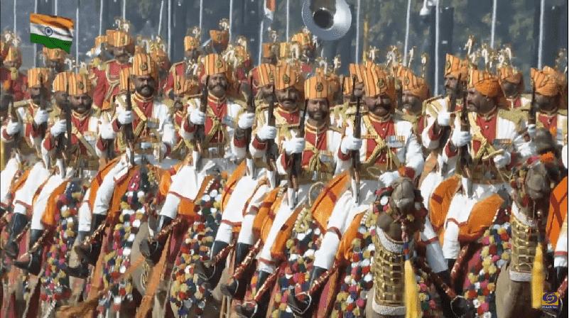 BSF Camel Contingents