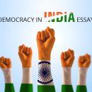 भारत में लोकतंत्र