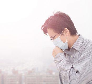 वायु प्रदूषण द्वारा होने वाले रोग