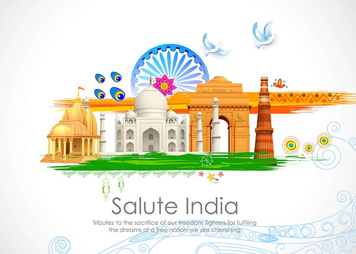 Essay on India in English