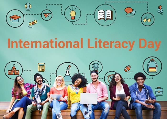 अंतर्राष्ट्रीय साक्षरता दिवस