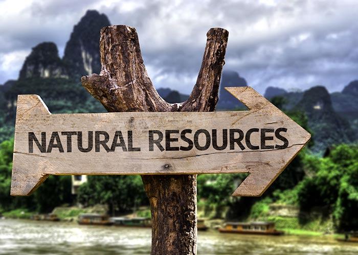 प्राकृतिक संसाधनों का दोहन