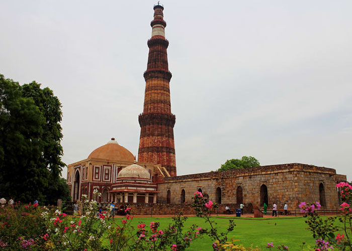 Essay on Qutub Minar