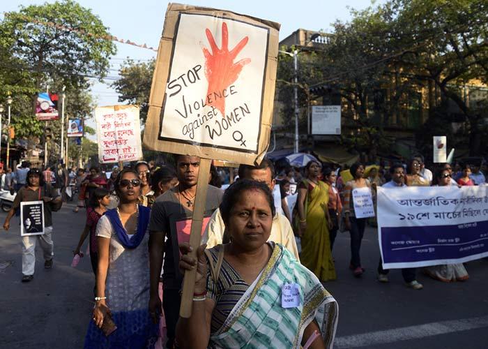 महिलाओं के विरुद्ध हिंसा