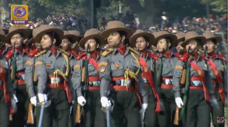 Women Assam Rifles