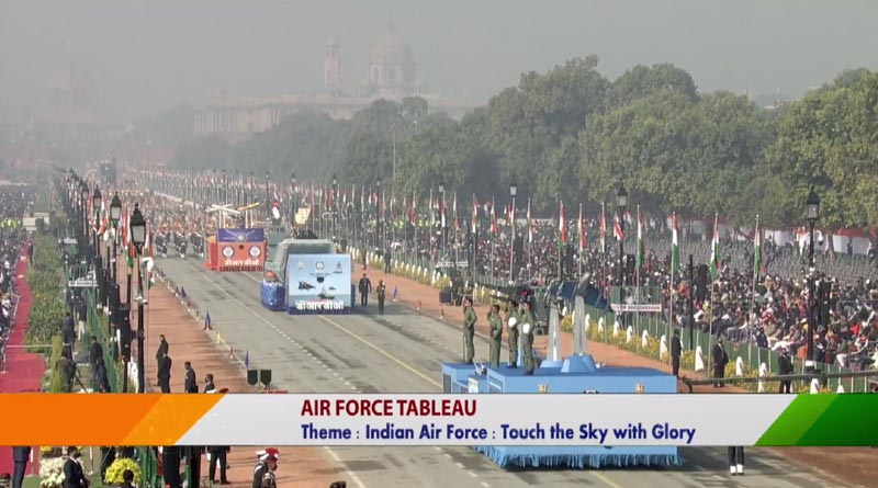 Air Force Tableau