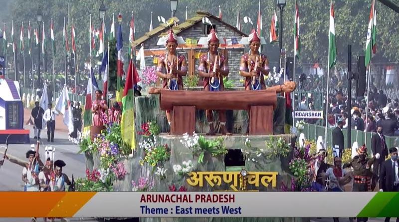 Arunachal Pradesh Tableau