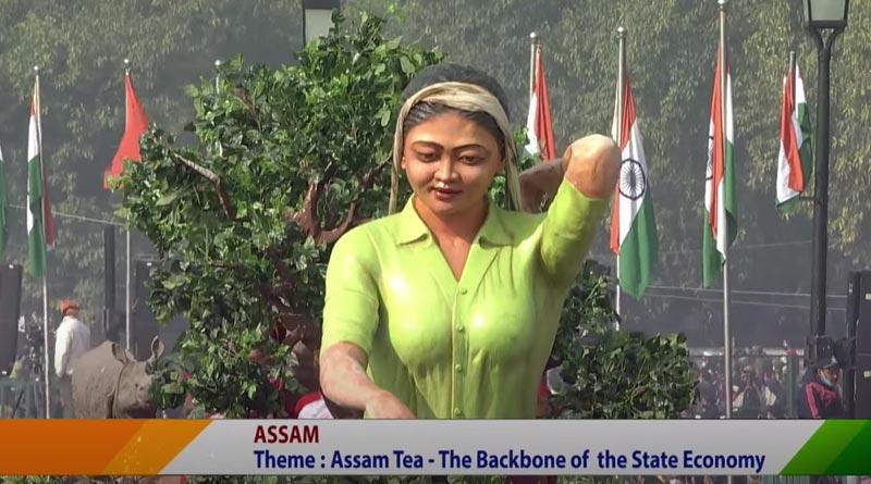 Assam Tableau