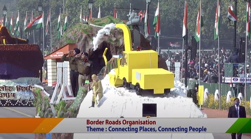 Border Roads Organisation Tableau