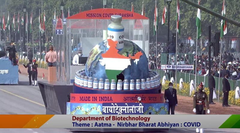Department Of Biotechnology Tableau
