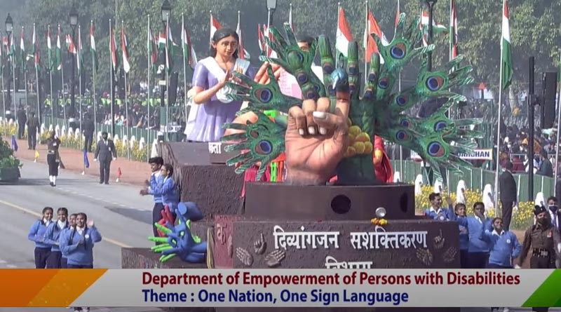 Department Of Empowerment Of Persons With Disabilities Tableau