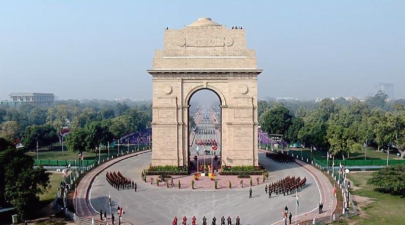India Gate 2021