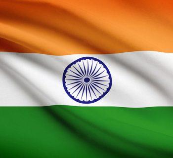 राष्ट्रीय ध्वज़