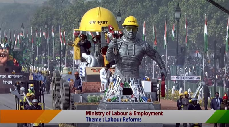 Ministry Of Labour And Employment Tableau