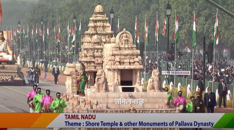 Tamil Nadu Tableau